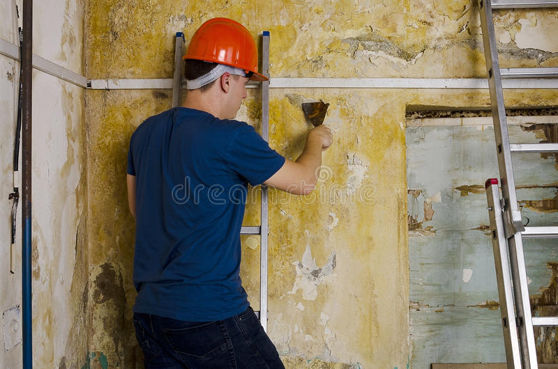 Download Construction Worker Royalty Free Stock Photo - Image: 24847945