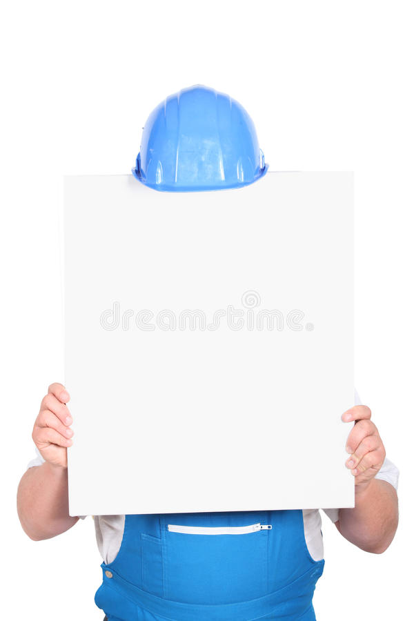 Download Construction worker stock image. Image of businessman - 26498155