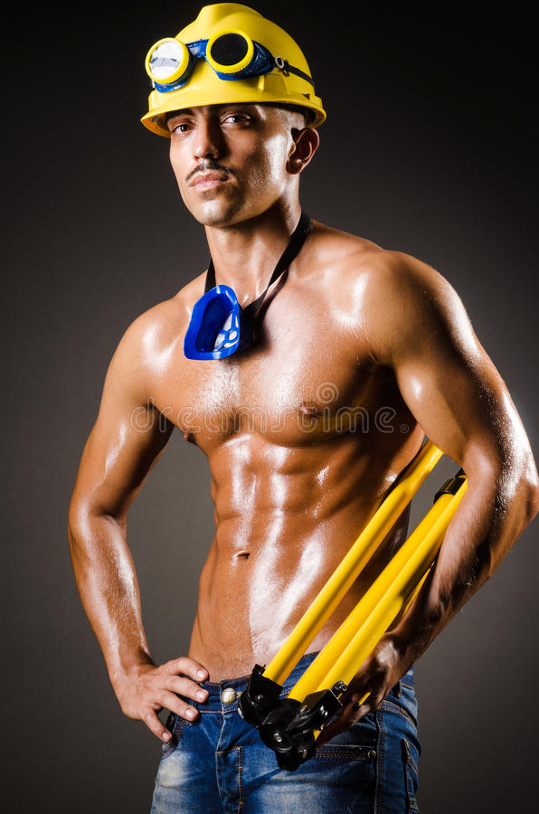Download Construction Worker Royalty Free Stock Photo - Image: 28418185