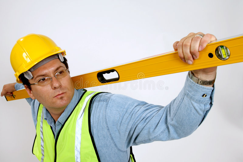 Download Construction worker stock image. Image of handy, contractor - 4428829
