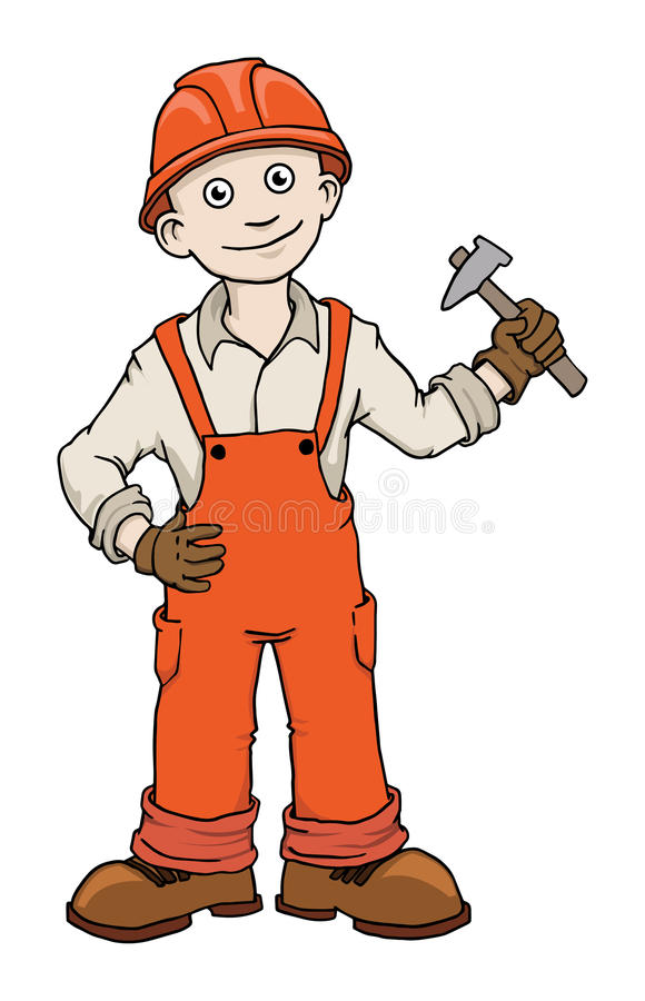 Download Construction Worker Stock Photo - Image: 33286320