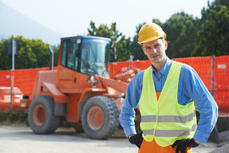 Download Construction worker stock image. Image of contractor - 32353545