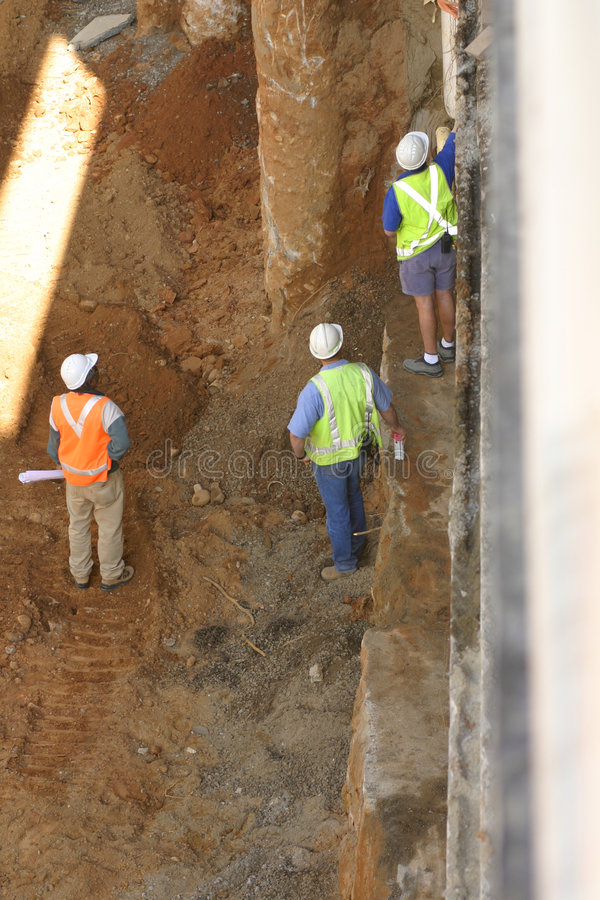 Download Construction workers stock image. Image of labourer, male - 302297