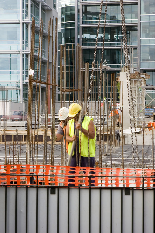 Free Construction Workers Stock Photo - 636040