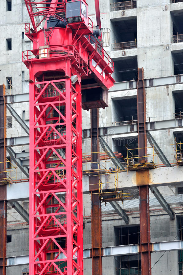 Download Construction Working Area Partly Stock Image - Image: 11773133