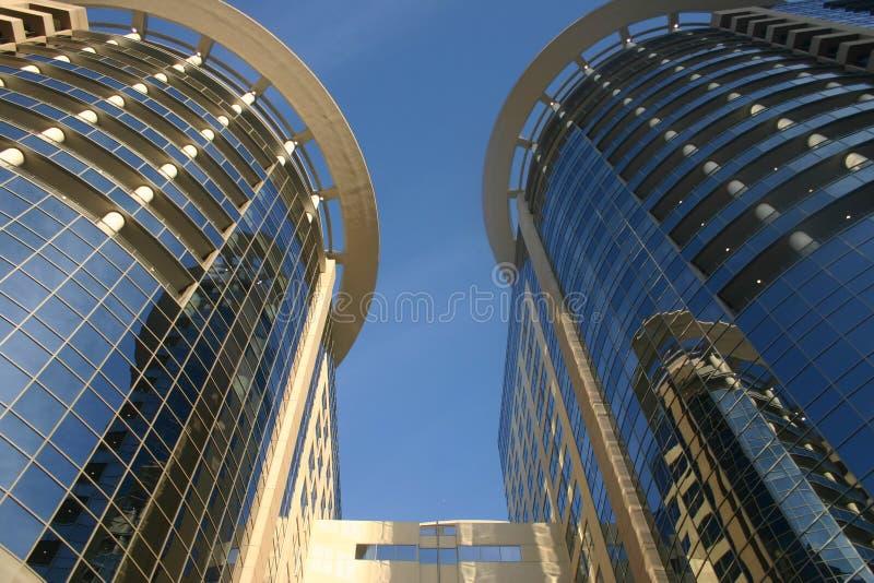 Constructions à Orlando, la Floride photographie stock