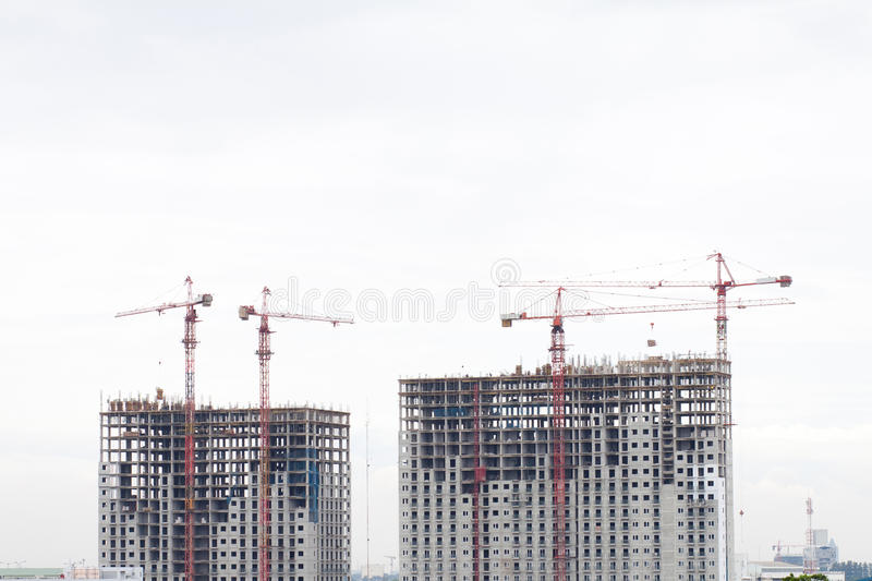 Constructions Stock Image