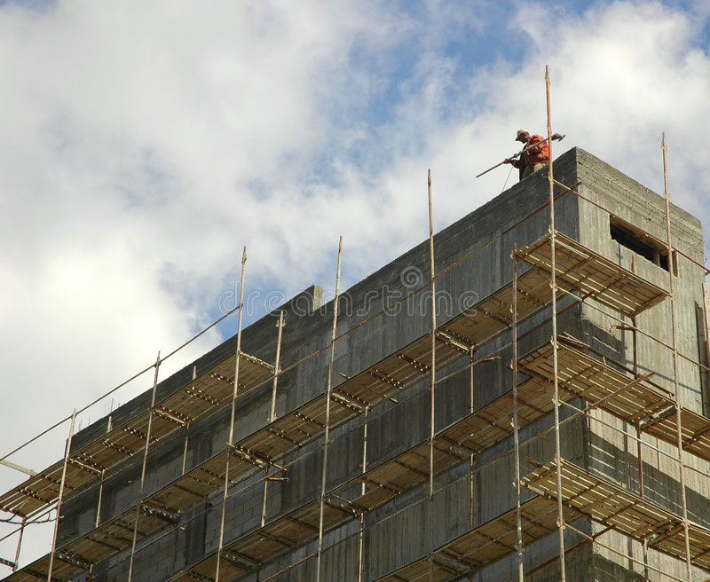 Constructions image libre de droits