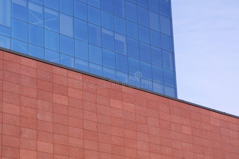 Constructions corporatives modernes photos stock