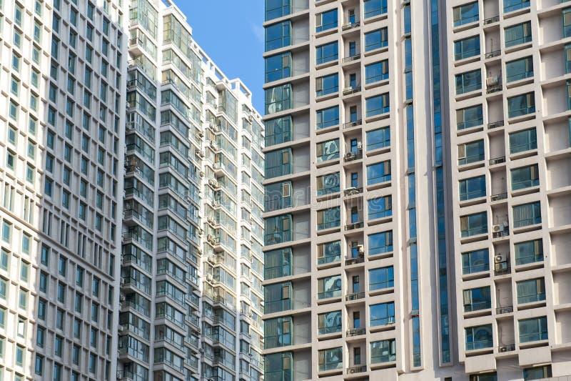 Constructions d'Apartament photos libres de droits
