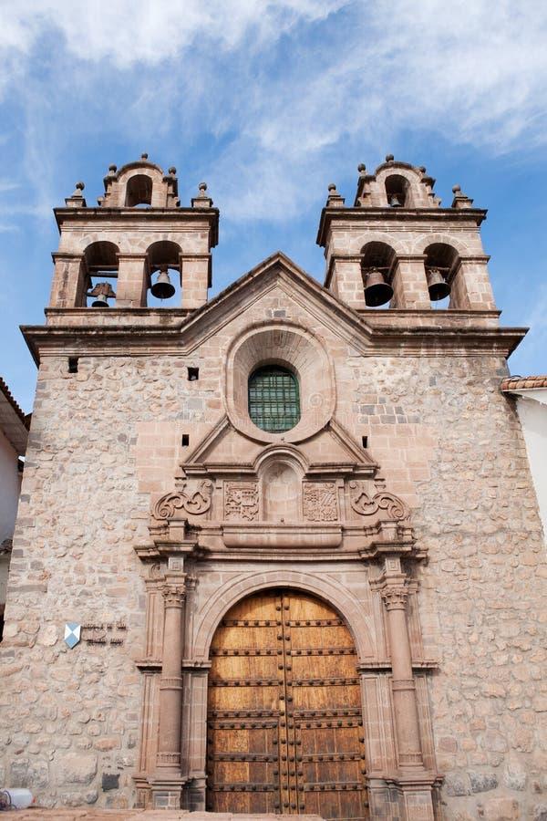 Constructions dans Cuzco, Pérou, photos libres de droits