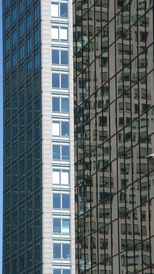 Constructions de gratte-ciel images stock