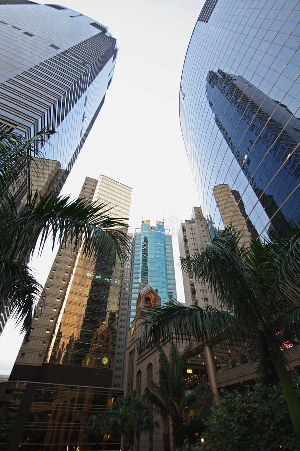 Constructions de Hong Kong image stock