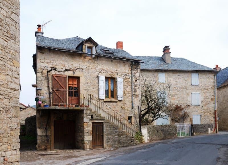 Constructions de Vieux Monde photos stock