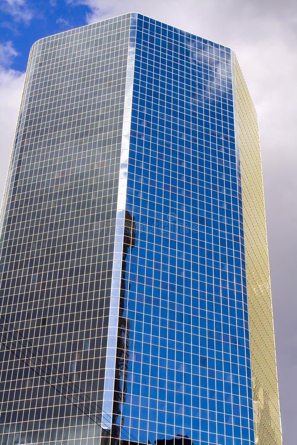 Constructions en verre images libres de droits