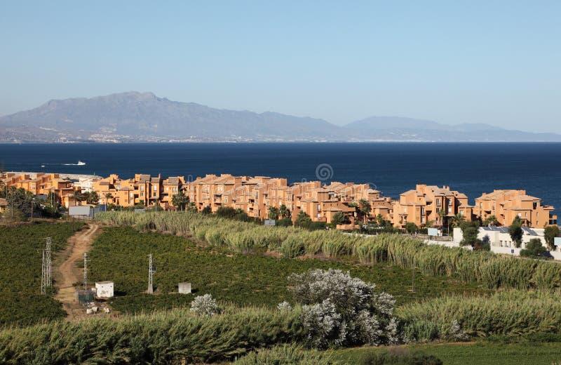 Constructions résidentielles neuves en Espagne photos stock