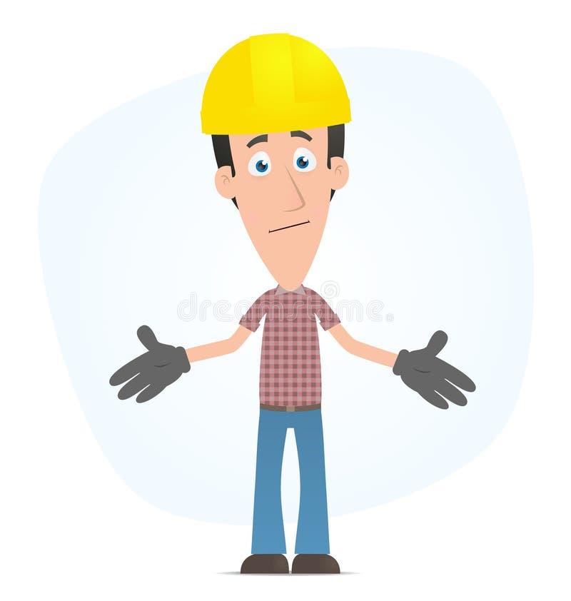 Constructor Embarrassed libre illustration