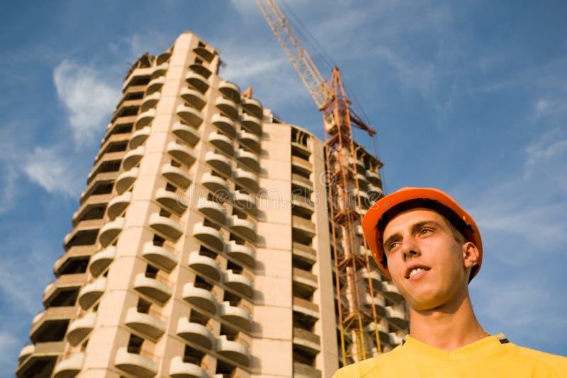 Construtor & edifício fotografia de stock
