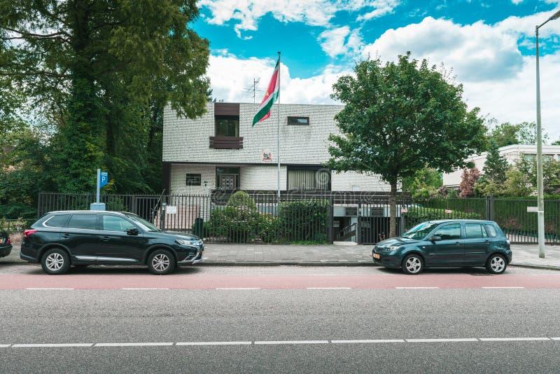 Consulado general de Suriname imágenes de archivo libres de regalías