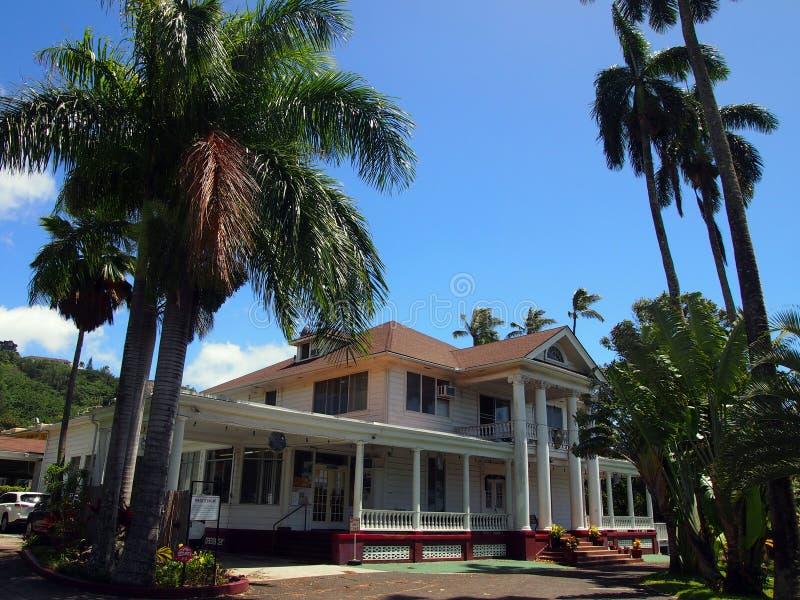 Consulado general filipino Honolulu fotografía de archivo libre de regalías