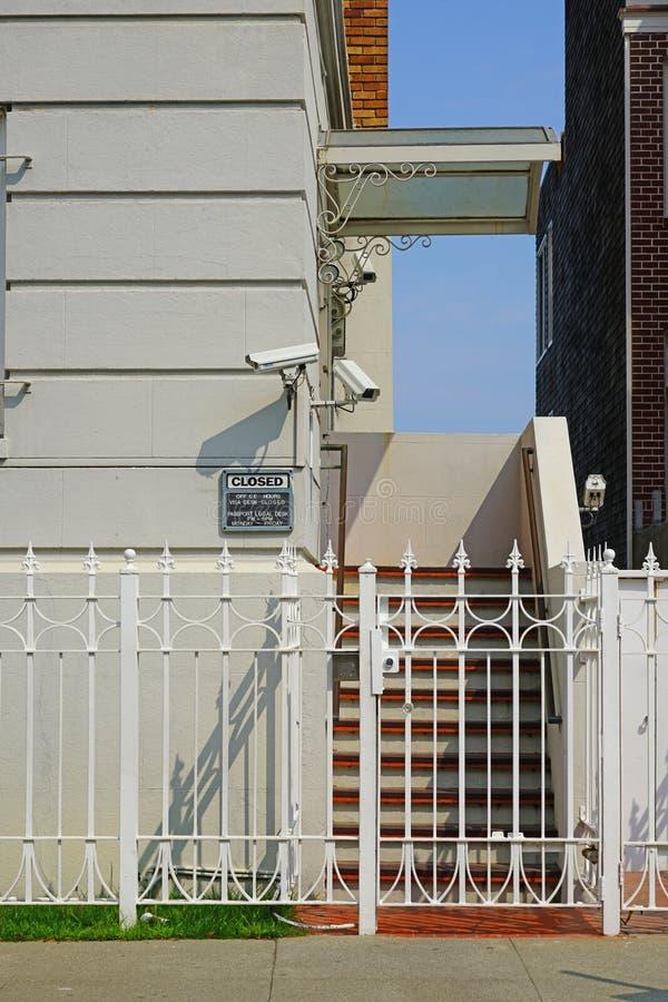 Consulado general ruso en San Francisco, los E.E.U.U. fotografía de archivo