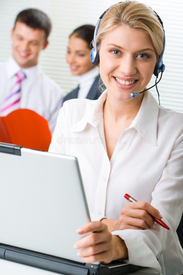 Download Consulente fotografia stock. Immagine di consulente, cliente - 3885312