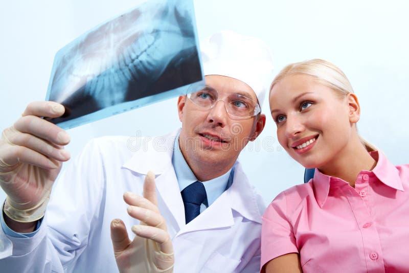 Consulta médica fotos de archivo