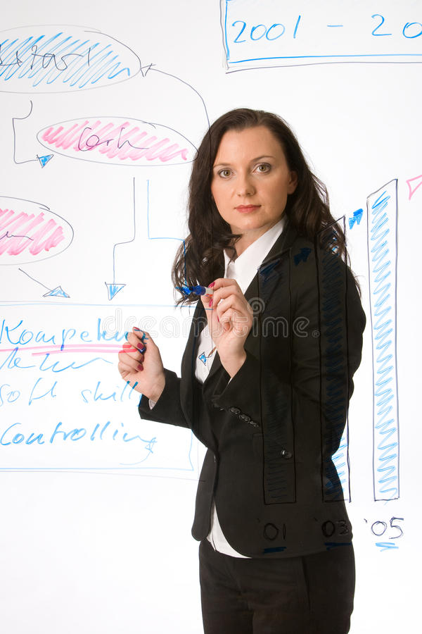 Consultant royalty free stock image