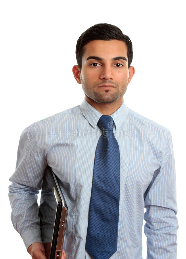 IT consultant or technician royalty free stock images