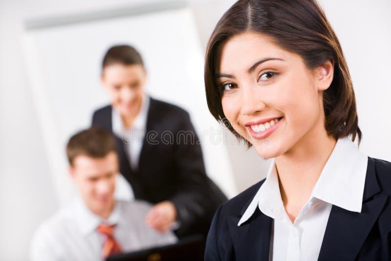 Consultante executivo imagem de stock royalty free