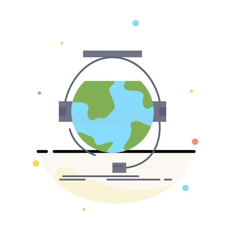 consultation, éducation, en ligne, e apprenant, vecteur plat d'icône de couleur de soutien illustration de vecteur