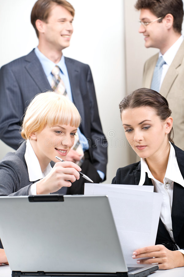 Download Consultation stock photo. Image of briefing, interview - 3881074