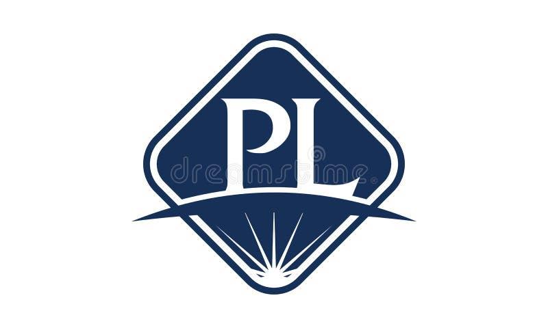 Consultation de PL de lettre illustration de vecteur