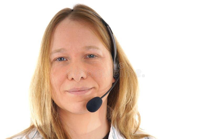 Consultation de téléphone photo libre de droits