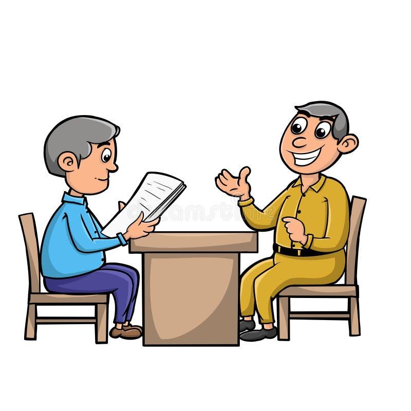 Download Consultation stock illustration. Illustration of advice - 36538340