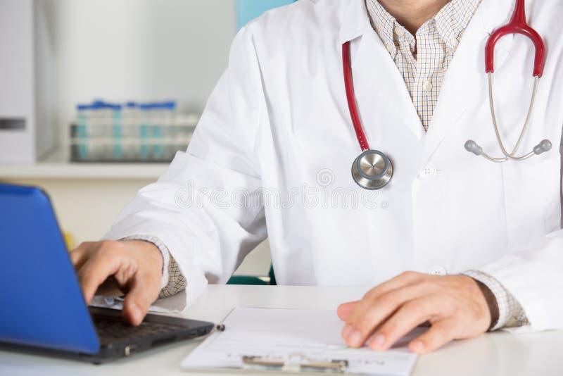 Consultation médicale photos libres de droits
