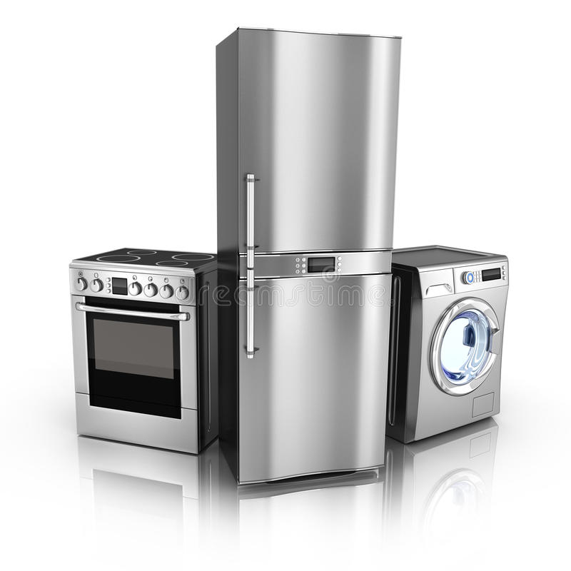 Free Consumer Electronics Stell Stock Photography - 27049832