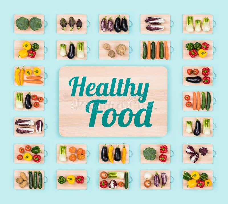 Consumición sana y verduras frescas imagen de archivo libre de regalías