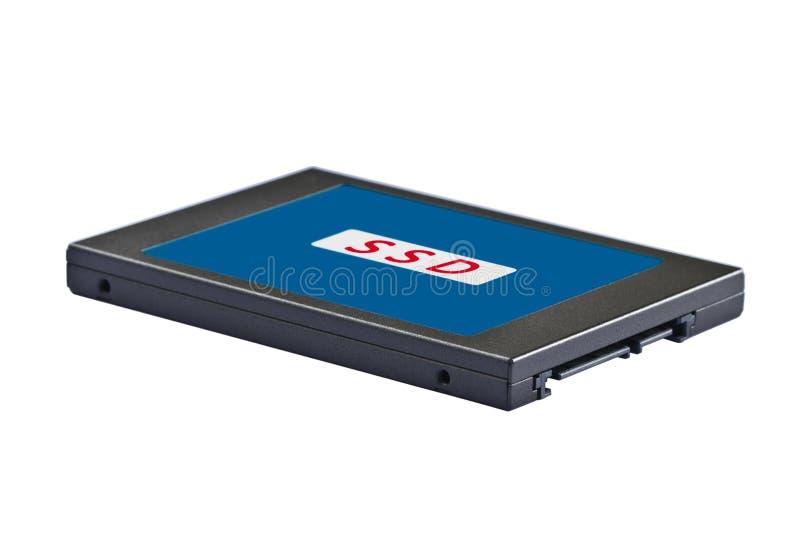 Contínuo - movimentação do estado (SSD) foto de stock