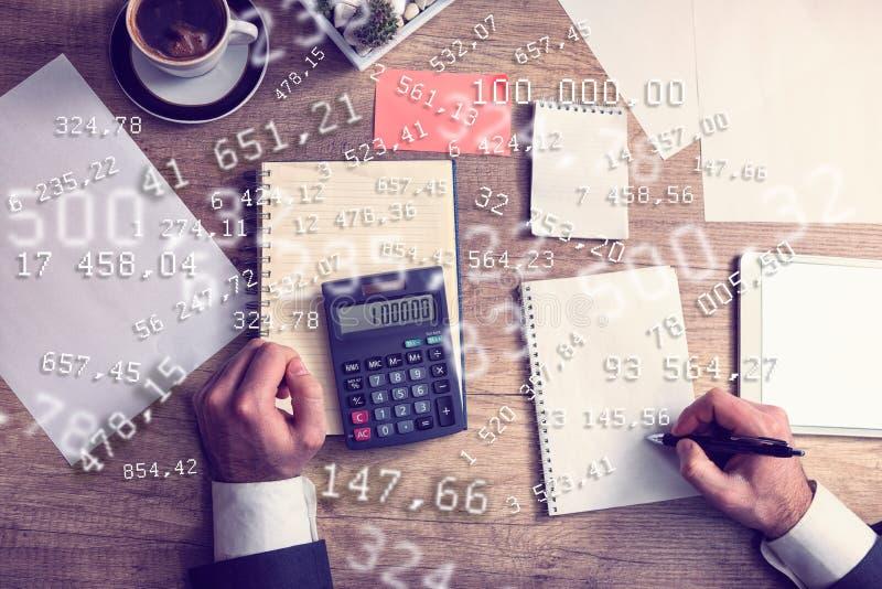 contabilidade imagem de stock royalty free