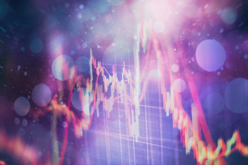 Contabilit? dell'analisi dei grafici del riassunto di profitto Il business plan alla riunione ed analizzare i numeri finanziari p immagini stock libere da diritti