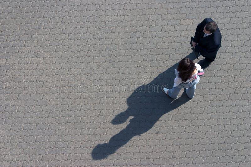 Contact images libres de droits