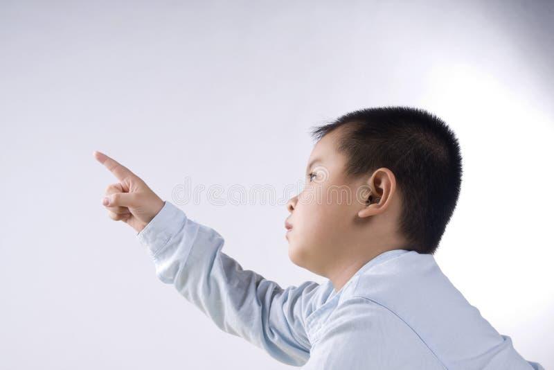 Contact d'enfant photo libre de droits