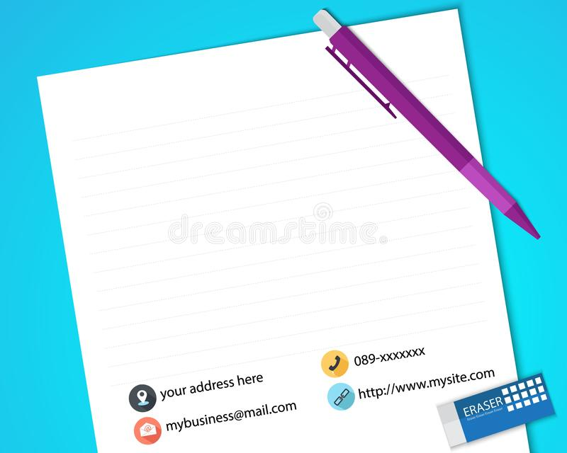 Contact icon design vector royalty free stock photography