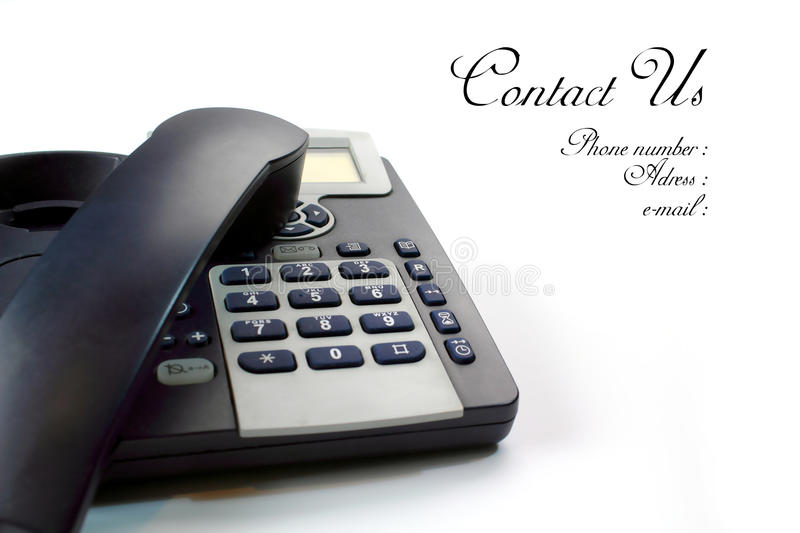 Download Contact us stock image. Image of detail, background, communication - 22381985