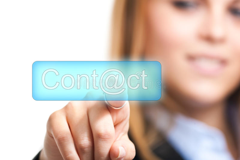 Download Contact us stock photo. Image of info, contact, email - 26829252