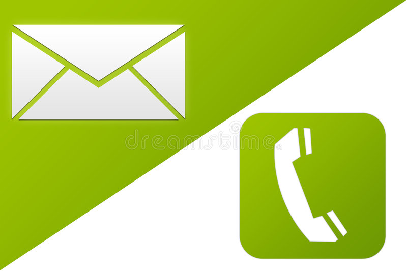 Contact Us. Mail and Phone