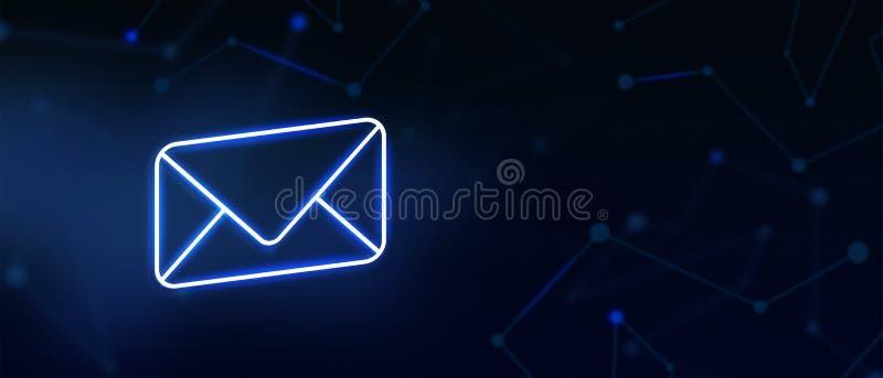 Contacte-nos, contacte-nos, escreva-, e-mail, centro de apoio, serviço de atenção, chamada, apoio vivo, cuidado do cliente, mensa ilustração royalty free