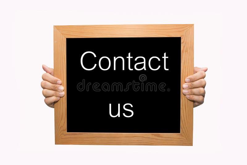Download Contacteer ons stock foto. Afbeelding bestaande uit mail - 39114468