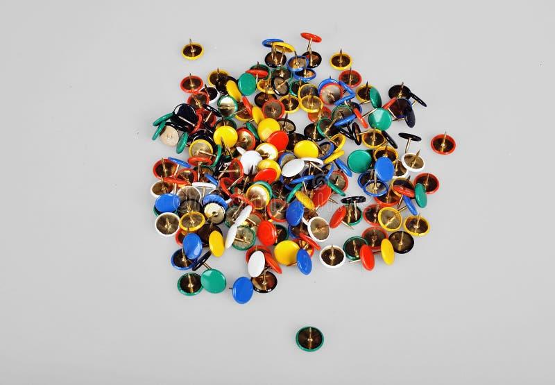 Contactos coloridos fotografía de archivo libre de regalías